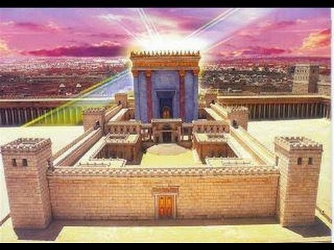 WHERE is the Israel of God? 'Know ye not, ye are His Temple?'